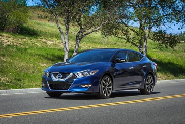 2016 Nissan Maxima – 8 Great Things to Know
