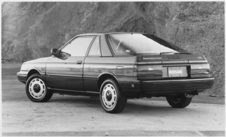1987 Nissan Sentra Please review the information below. 1987 nissan sentra