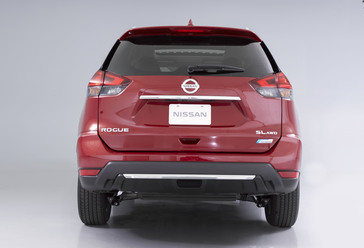 New 2017 Nissan Rogue offers advanced safety and security