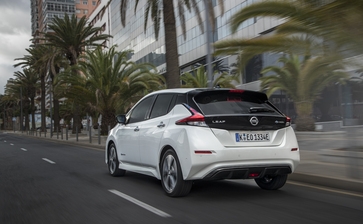 The new Nissan LEAF: the world's best-selling zero-emissions