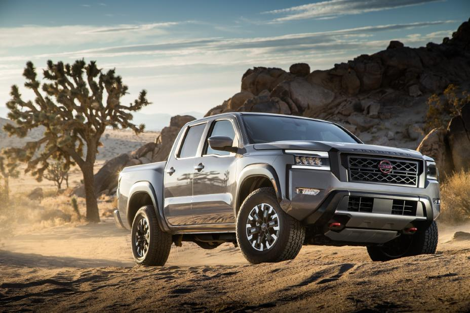 2022 Nissan Frontier Announced