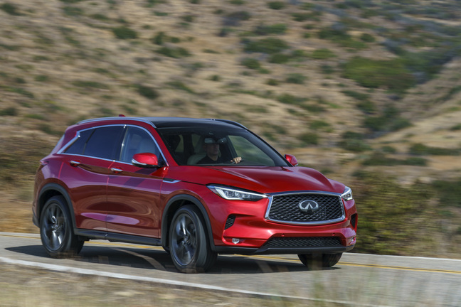 Nissan and INFINITI announce sales results for January ...