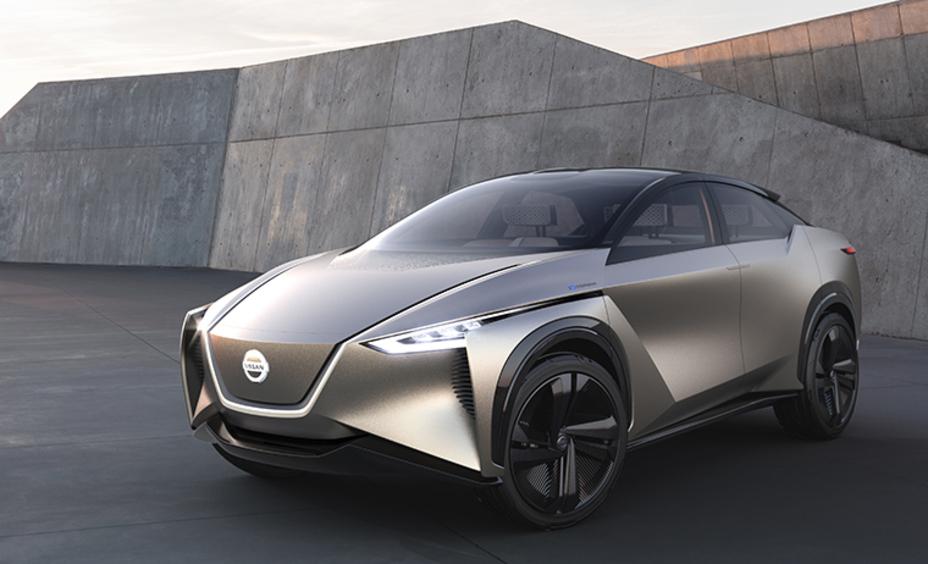 Nissan unleashes new electric-vehicle era at Auto China 2018
