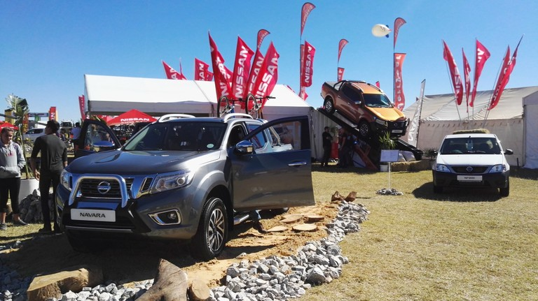 Nissan underlines commitment to South African agricultural ...