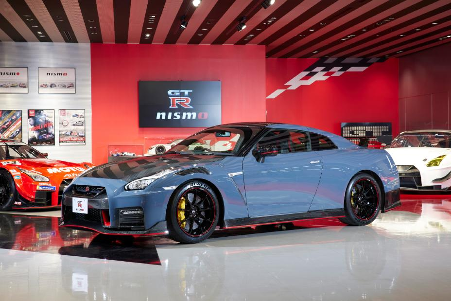 Nissan Announces a New GT-R NISMO Special Edition