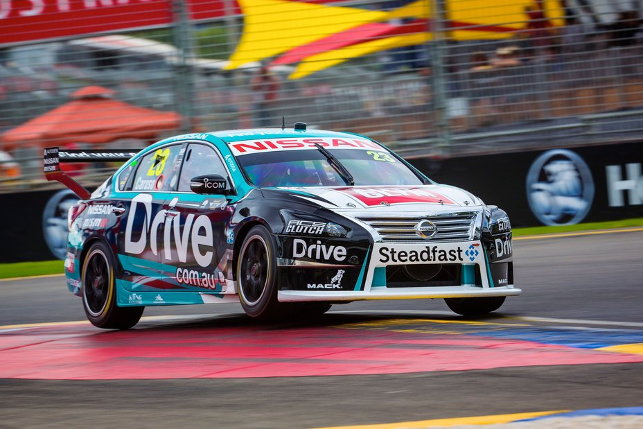 Supercars Points On The Line For Nissan At The Australian Grand Prix