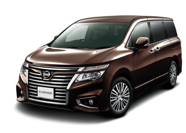 All-New Nissan Elgrand Debuts - Global Newsroom