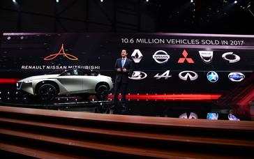 Nissan Au Salon International De Lautomobile De Genève 2018