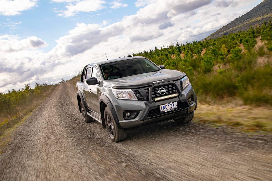 Nissan expande variantes do Navara Special Edition na Austrália  Preview-928x522