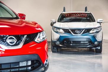 Nissan Derniers Modèles >> Nissan Unveils Seven Star Wars The Last Jedi Inspired Show