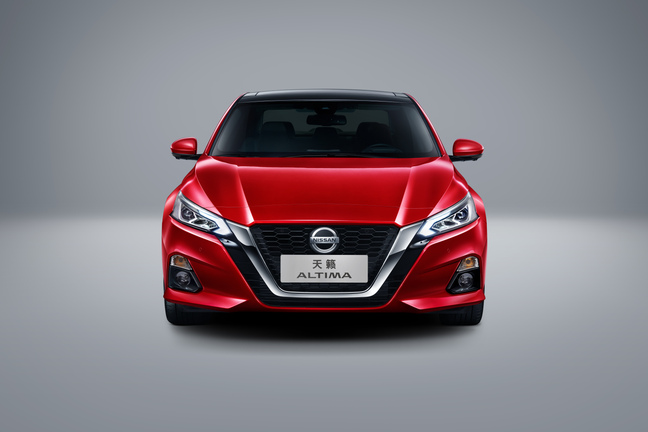 All-new Nissan Altima debuts at Guangzhou Motor Show 2018 ...