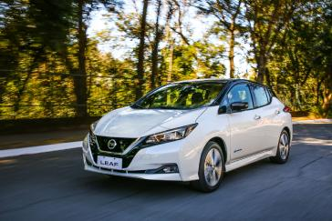 Nissan Leaf Goes On Sale In Latin America S Biggest Markets