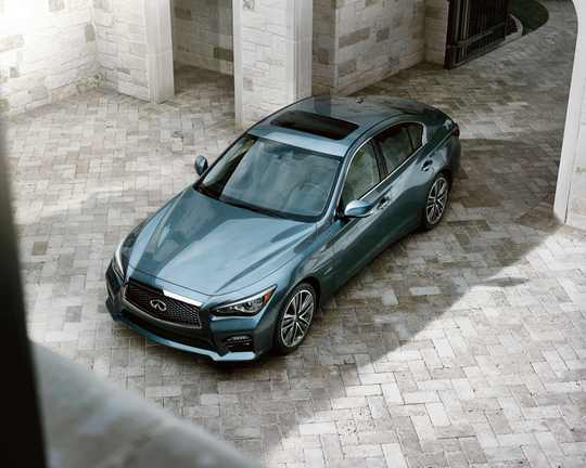 2017 Infiniti Q50 And Q70 Secure Top Safety Pick Rating From Insurance Insute For Highway