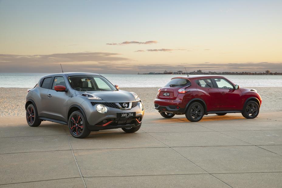 Nissan Juke refresh includes myJuke personalisation options