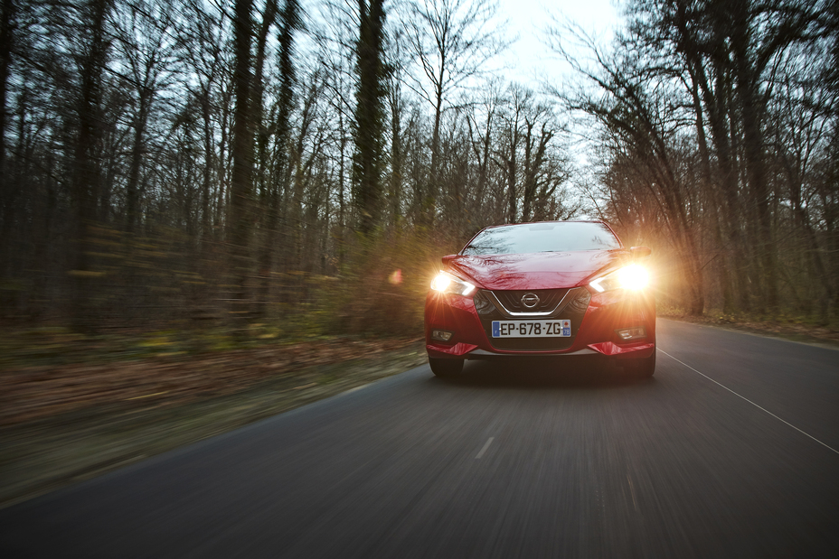 all-new nissan micra: expressive design, uplifting interior and