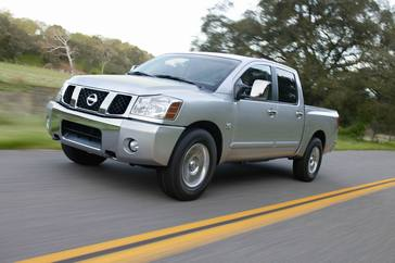 2007 Nissan Titan Press Kit