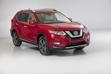 2017.5 Nissan Rogue >> 2017 5 Nissan Rogue Press Kit
