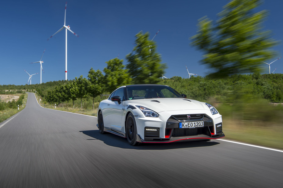 2020 Nissan Gt R Nismo Lands In The Uk