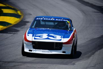 Nissan's racing glory celebrated at the Classic Motorsports