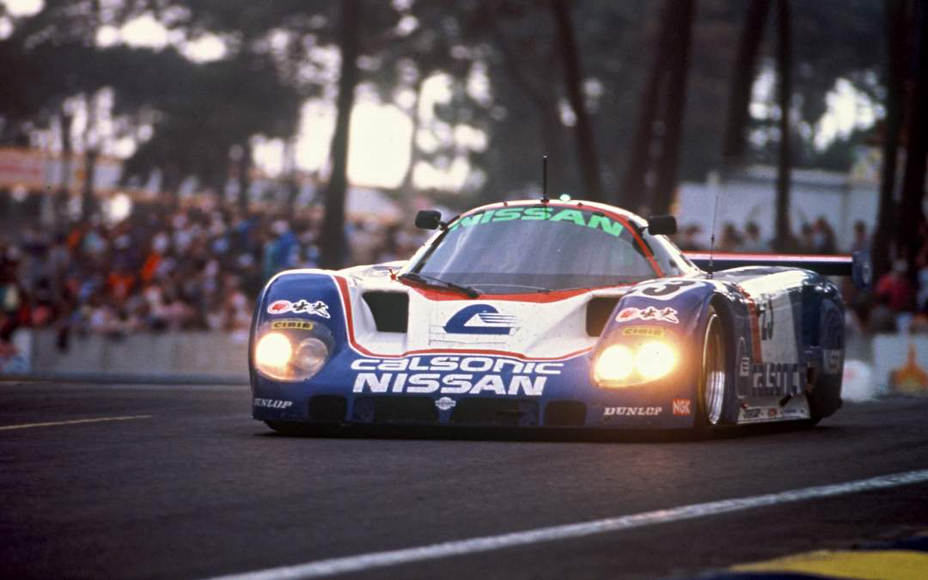 The History And Highlights Of Nissan At Le Mans