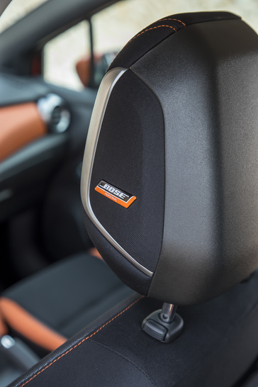 Bose Car Audio >> High Praise For Big Sound In A Small Car Nissan Micra S