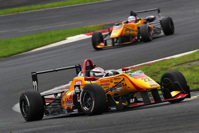 mardenborough and chiyo dominate japanese formula 3 at. Black Bedroom Furniture Sets. Home Design Ideas