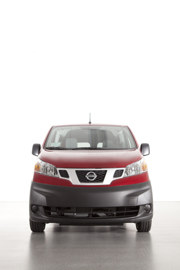 10 Kitchen And Home Decor Items Every 20 Something Needs: 2013 Nissan NV200 Compact Cargo Van Joins Innovative