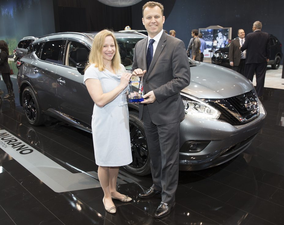 Nissan Murano Named Best 2 Row Suv For The Money By U S News World Report