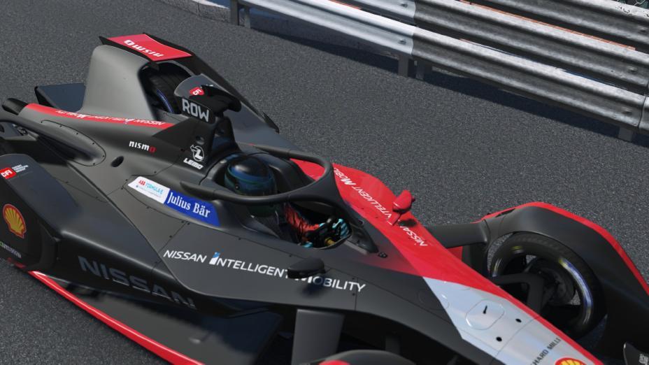 Formula E Race At Home Challenge Race 3