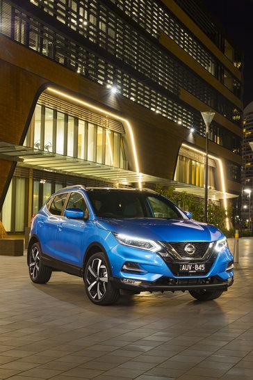 Nissan suv range australia