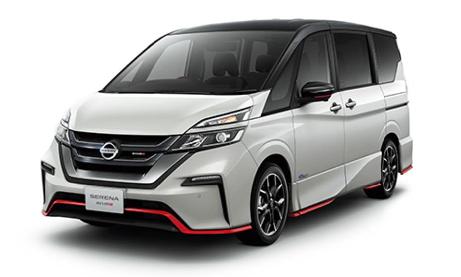 Nissan Serena Nismo Goes On Sale In Japan