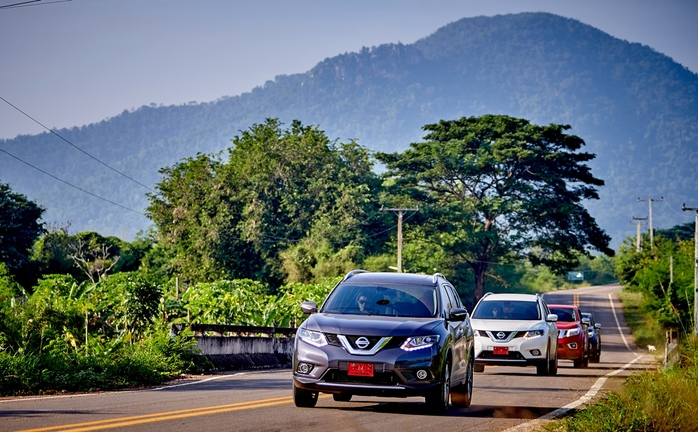 Nissan to extend its 'Honor the King's Legacy' project in Thailand 写真・画像