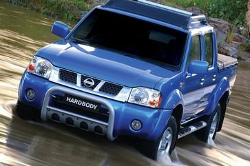 The new Nissan hardbody