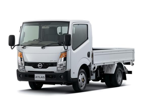 Nissan Announces All-New Atlas F24 Light-Duty Truck ...