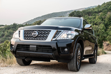 2019 Nissan Armada Press Kit