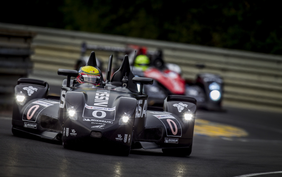 nissan deltawing passes more tests before le mans debut. Black Bedroom Furniture Sets. Home Design Ideas