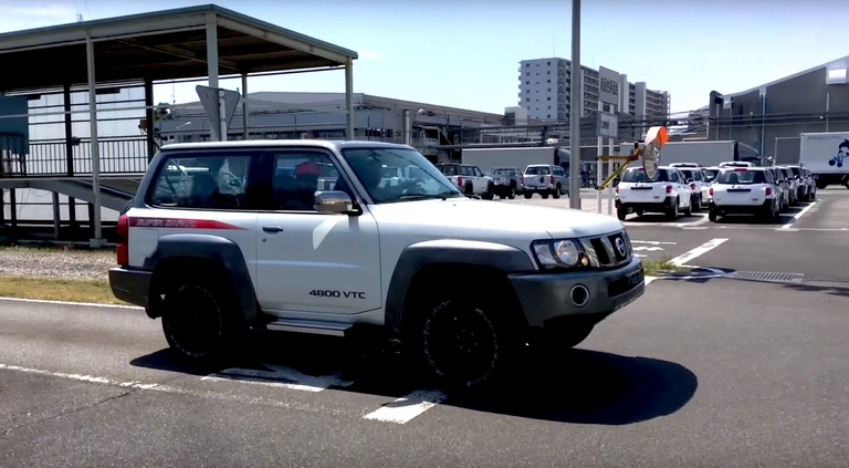 Nissan Enthusiast From The Middle East Visits Patrol Super Safari Production In An Global Newsroom