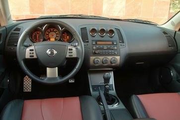 2005 Nissan Altima SE-R Press Kit